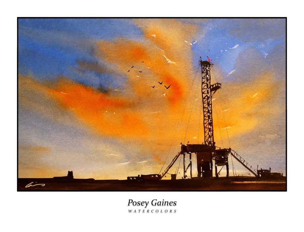 """Oklahoma Crude"" SOLD"